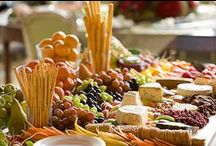 Cheese | Fruit | Wine  / Cheese Boards | Antipasto | Mediterranean | Party Platters / by Seaside Simplicity
