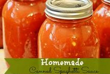 Canning Recipes / by Mimi