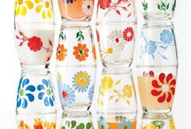 Vintage.Glassware / by Shan White