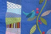 Borders with Applique