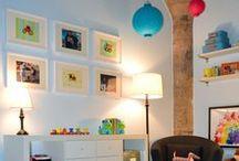 Boy toddler bedroom inspiration