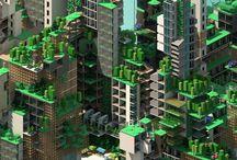 Block'hood / Video game by Jose Sanchez http://www.plethora-project.com