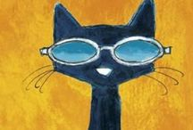 Pete The Cat / by Laura Boland