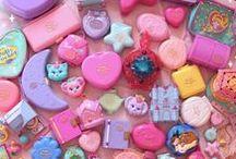 Polly Pocket 90s / Miniatures meet kawaii