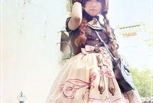 Be a lolita
