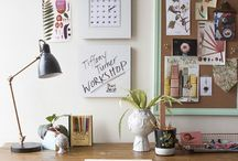 Work, work, work / Perfect workspaces to be productive