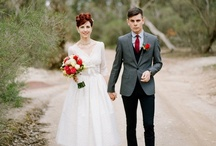 DREAM WEDDING / Not for now but maybe for someday. / by Amy