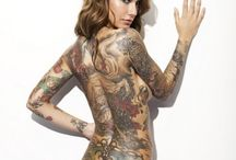 Body Art / by Dionne .