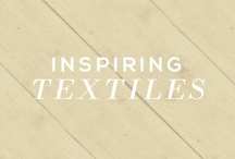 Inspiring Textiles / Color, Pattern, Texture / by Sseko Designs