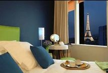 Paris Hotels / When travelling to France, visit one of these Parisian hotels with their boutique atmosphere, unforgettable design and stunning city views...