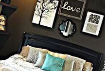For The Home / Decorating and design ideas / by Christine Pray