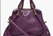I don't have a purple bag / by Christine M