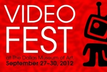 VideoFest 25 films / September 27-30, 2012 at the Dallas Museum of Art!