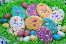 Icing Ideas: Easter