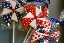 Icing Ideas: 4th of July