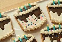 Icing Ideas: Birthday