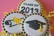 Icing Ideas: Graduation/School