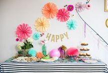 DIY | party decoration