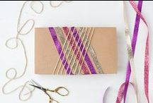 DIY | gift wrapping