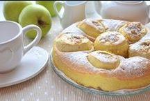 Mele: Che Passione! / Torta di mele: ricette di torta di mele, dolci e biscotti. Tante ricette per fare la torta di mele come la faceva la nonna ma anche con ricette molto moderne e sofisticate. Qui vedi le più recenti ma usa la ricerca per trovare tute le combinazioni che vuoi.