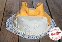 Cake Design / Tanti dolci golosissimi e bellissimi decorate e impreziosite dal cake design.