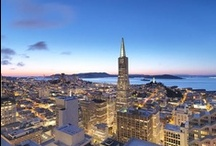 San Francisco Hotels / Featuring the stunning San Francisco Bay Area as a backdrop, San Fran mixes alternative neighbourhoods with trendy restaurants and museums. Impressive icons include the Golden Gate Bridge, Alcatraz and cable cars travelling up and down the city's rolling hills.