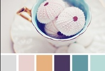 color palettes / by Christine M