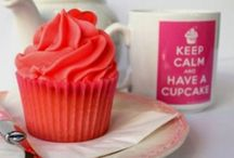 Baking Goodies / All things cupcakes, muffins, and other sweet treats! / by Christine Pray