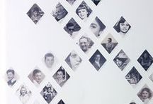 DIY | photo DIYs / everything you can do with photos to present them in beautiful ways