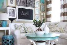 Living Room Life / Just ideas for our new living room. / by Maggie H