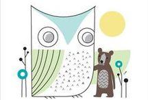 Isa Form,  designer uit Zweden / Het label ISA FORM is afkomstig van de Zweedse ontwerper, illustrator en vormgever Isabelle Norman (ISA). In 2006 is ze begonnen met haar eigen label waaronder ze prachtige producten verkoopt zoals deze collectie posters.