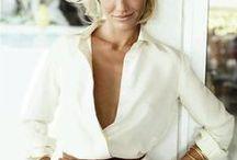 Fashion:White Shirt Style