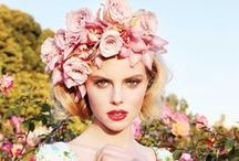 FLOWER CROWNS / by Amy