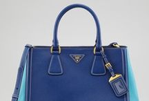 I don't have a blue bag / by Christine M