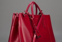 I don't have a red bag / by Christine M