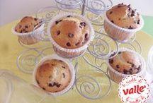 Muffin Per Golosi Intenditori! / Tutte le ricette di Valle' per preparare in poco tempo dei deliziosi muffins! Scopri tante idee, varianti, ingredienti e sorprese...