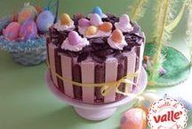 Buon Compleanno Con Valle'! / Tante colorate e buonissime ricette per augurare buon compleanno nel modo più dolce possibile. Un dolce preparato con le tue mani sarà sempre il regalo più apprezzato! Tanti auguri da Valle'!