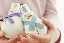 CHRISTMAS / Fijne kerstdecoratie om je huis gezellig te maken! Een bord boordevol inspiratie om helemaal in de kerstsfeer te komen.