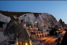 Cave Hotels / A collection of the best Cave Hotels in Goreme, Turkey