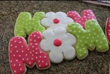 Icing Ideas: Mothers/Fathers Day