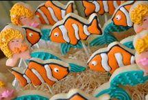 Icing Ideas: Animals: Aquatic