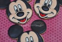 Icing Ideas: Kids: Disney