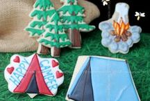 Icing Ideas: Camping