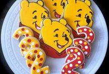 Icing Ideas: Kids: Pooh