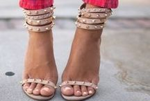 Summer Shoes / For more style inspiration visit www.tangerstylemaker.com / by Tanger Outlets