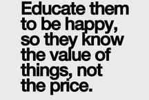 Education Or Elimination / Keep on learnin