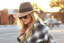 Fall Hats / For more style inspiration visit www.tangerstylemaker.com / by Tanger Outlets