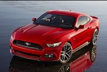Ford Mustang 2015 / In 2015 Ford is launching the new Mustang in Australia! For more information call Westpoint Ford on 1300 699 115 today!