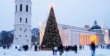 Christmas Markets / The best Christmas Markets from around Europe!