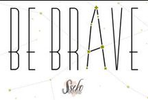 The Sseko Brave Collective / A small bit of Pinterest just for the Sseko Braves!! We believe in the doing scary things, taking small steps, and saying yes to adventure. Share beauty, style, inspirations, goals, travel destinations, puppy pictures - anything and everything that brings us together as co-creators of a better world. Already a brave? Follow us, and comment on the Be Brave pin to be added!  Interested in the Brave Collective? Go to http://ssekodesigns.com/brave-collective/ to find out more information!  / by Sseko Designs